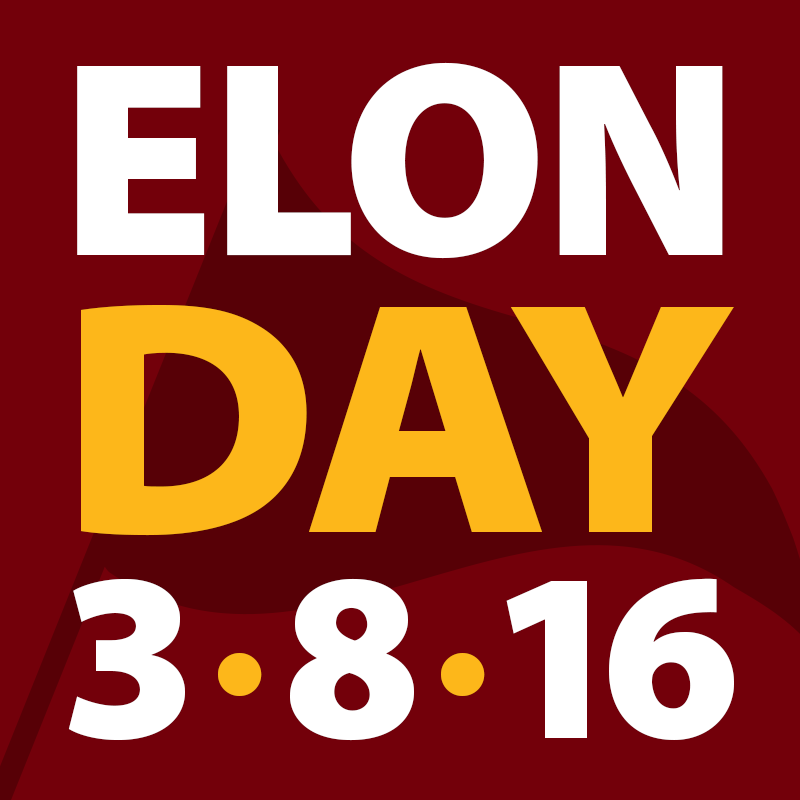 Elon Day 2016