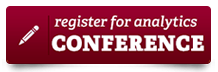 Register for the Analytics Conference