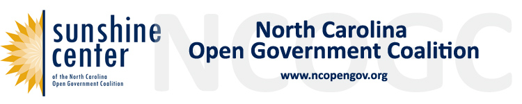 N.C. Open Government