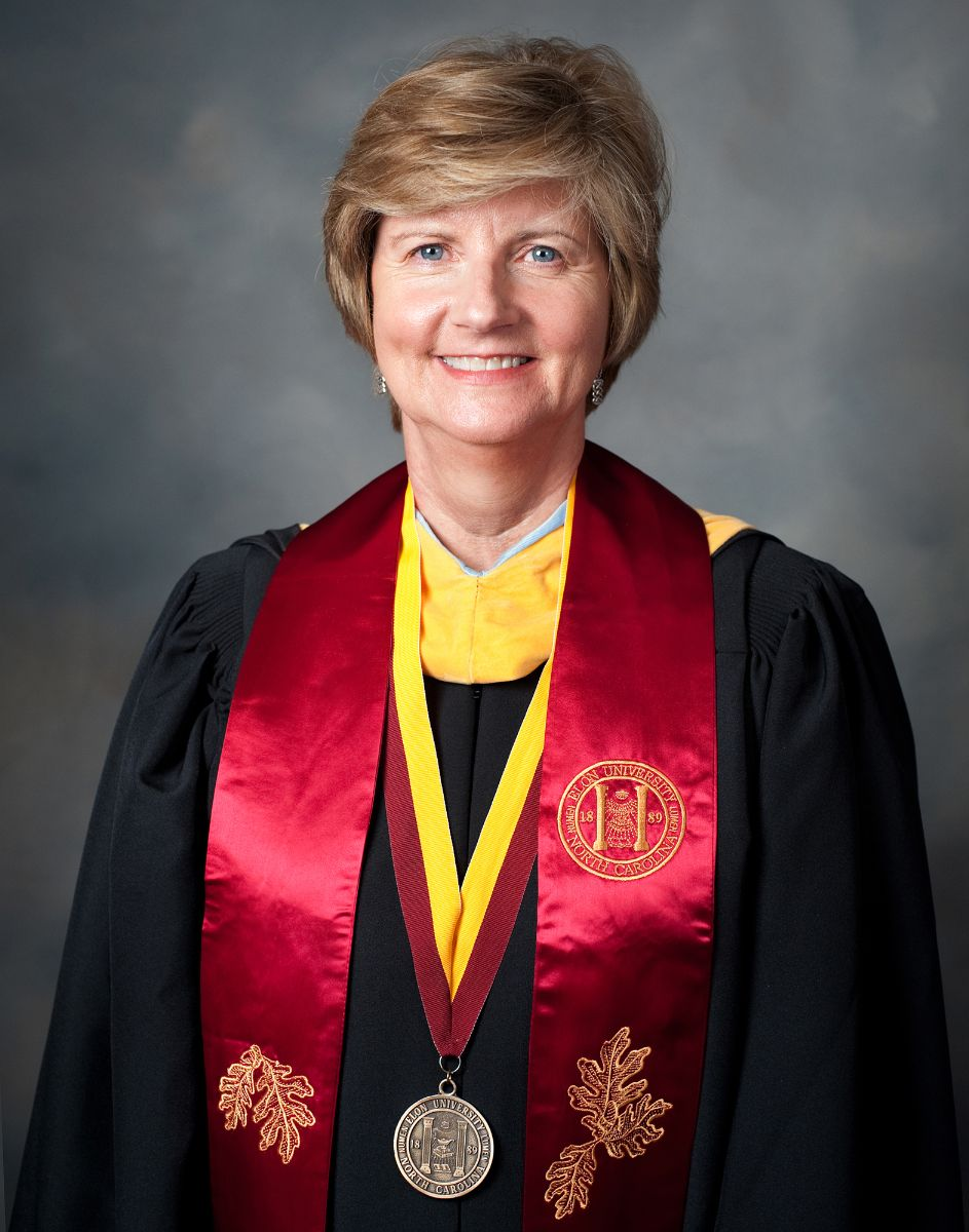 Pamela M. Kiser, Distinguished Univeristy Professor, 2010
