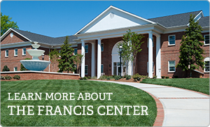 Learn more about the Francis Center