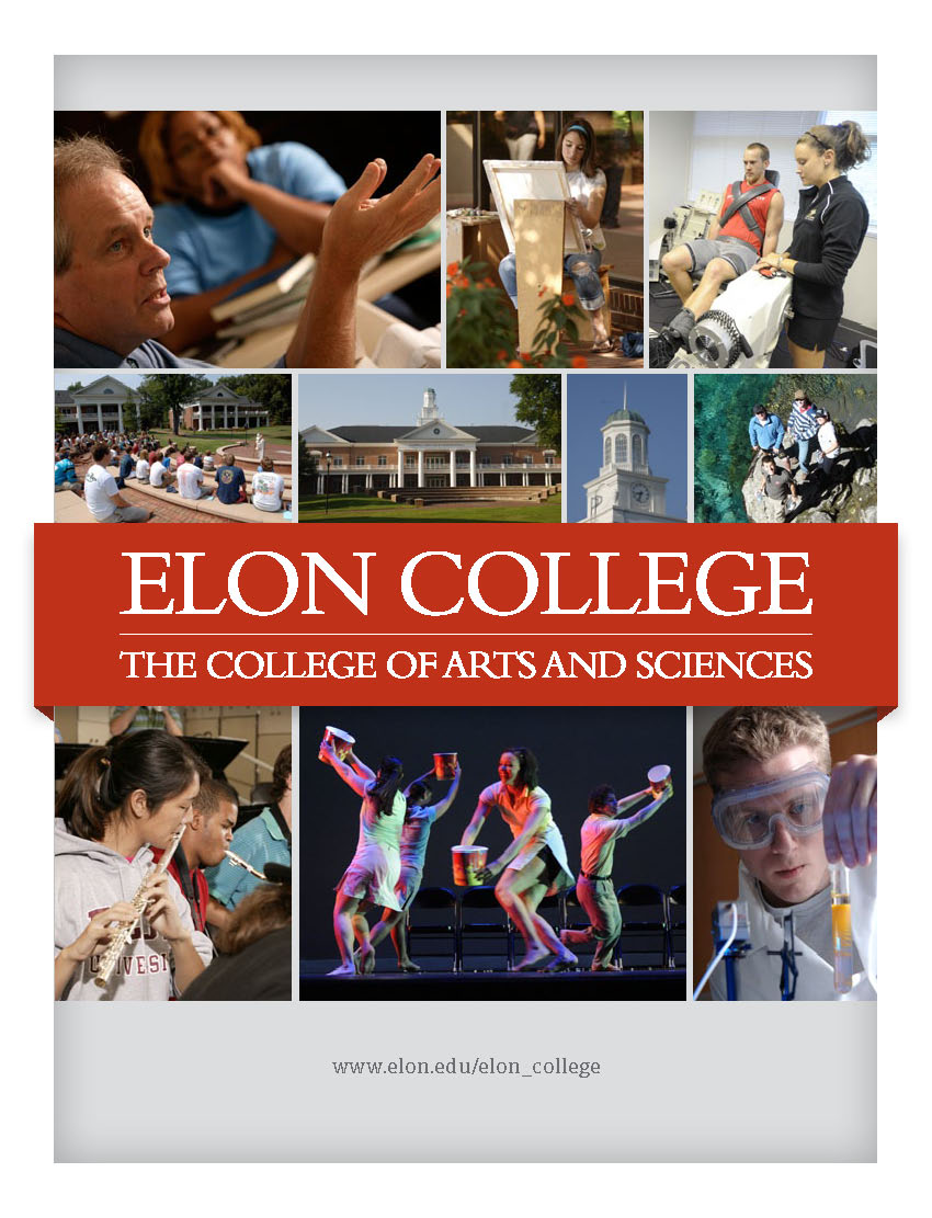 elon college  the college of arts and sciences