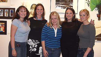 Award Winners from 2003 Student Juried Exhibition