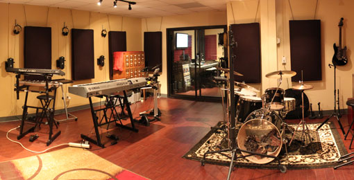 learn more at elonedu music studio - Home Music Studio Design Ideas