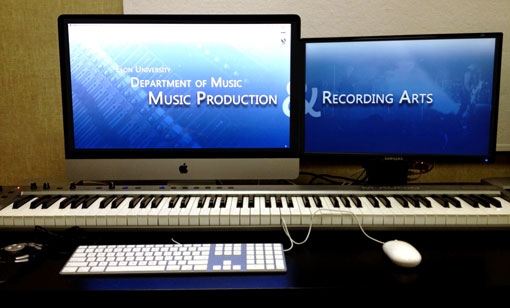 music production  u0026 recording arts