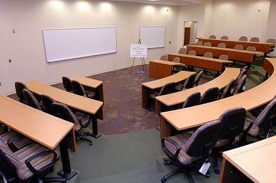 Elon School of Law Classroom