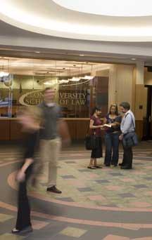 law school lobby