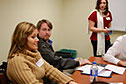 Elon law students face ethical dilemmas during the Travis Simulation, Jan. 3