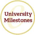 University Milestones
