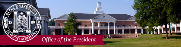 Elon University Office of the President
