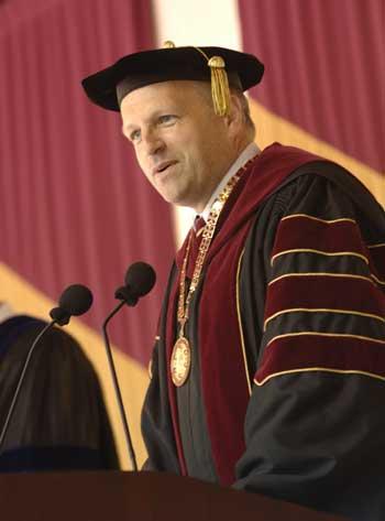 President Leo Lambert