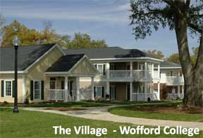 The Village at Wofford College