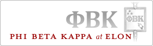 Phi Beta Kappa at Elon