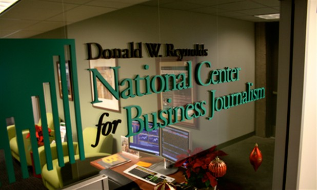 The Donald W. Reynolds Center for Business Journalism