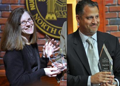 Inaugural Distinguished Alumni