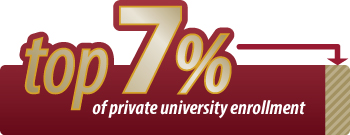 Top 7% Enrollment