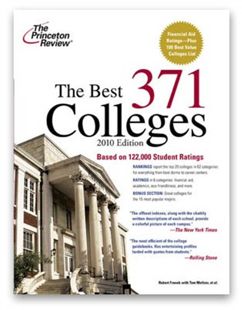 princeton review best college essays