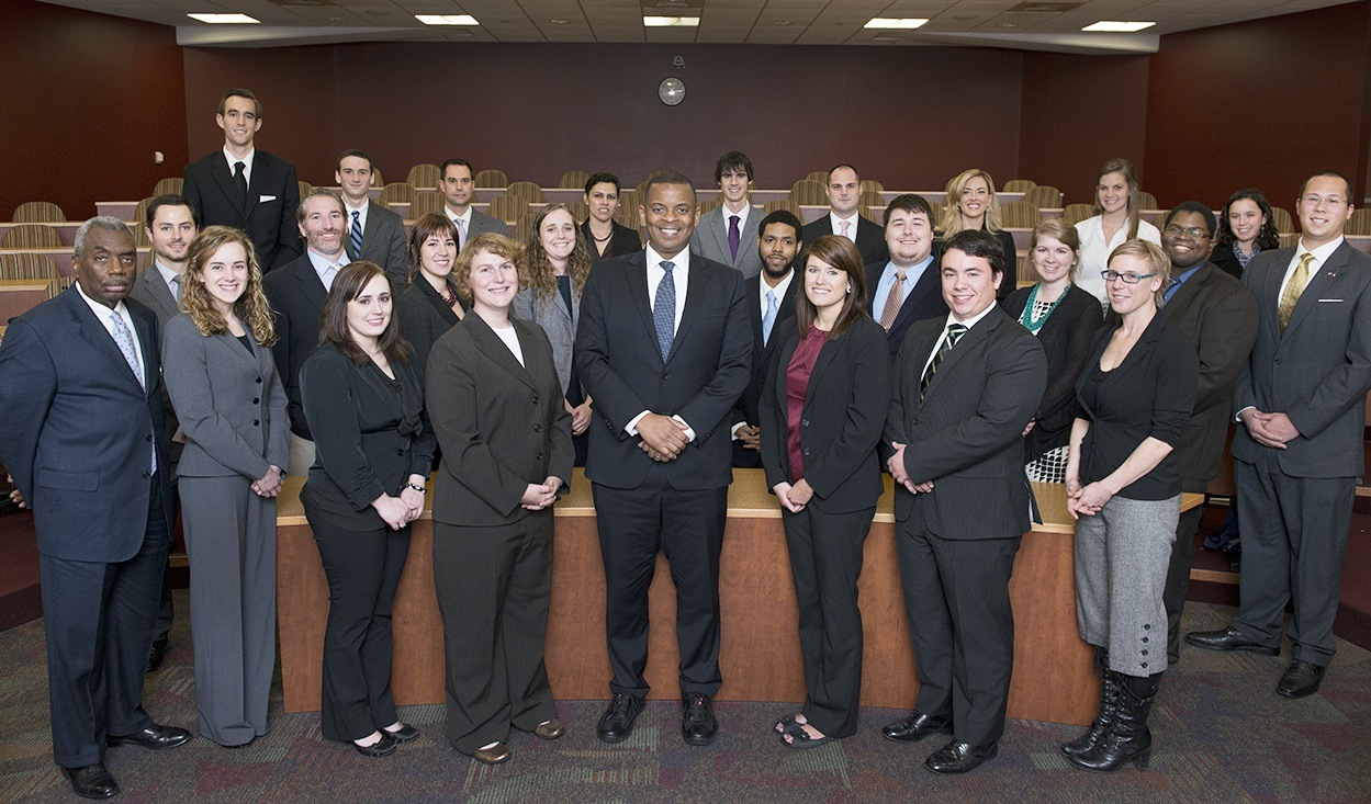 U.S. Secretary of Transportation Anthony Foxx with Elon Law Leadership Fellows