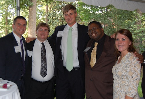 Members of Elon Law's Class of 2015