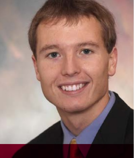 Elon Law alumnus Luke Spencer