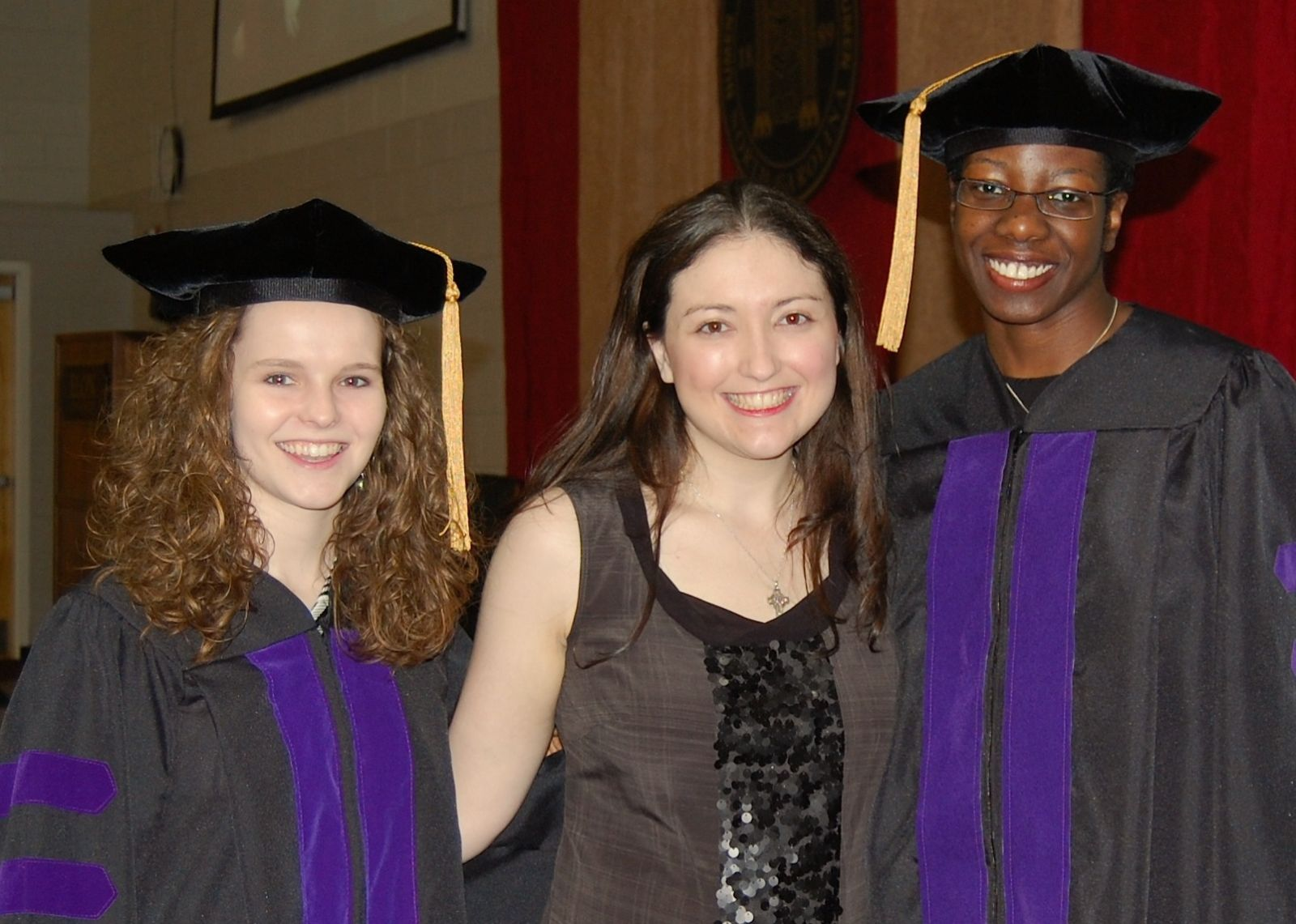 Members of the Elon Law Class of 2012
