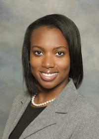 Elon Law student and Leaderhip Fellow Janean Bryant L'15