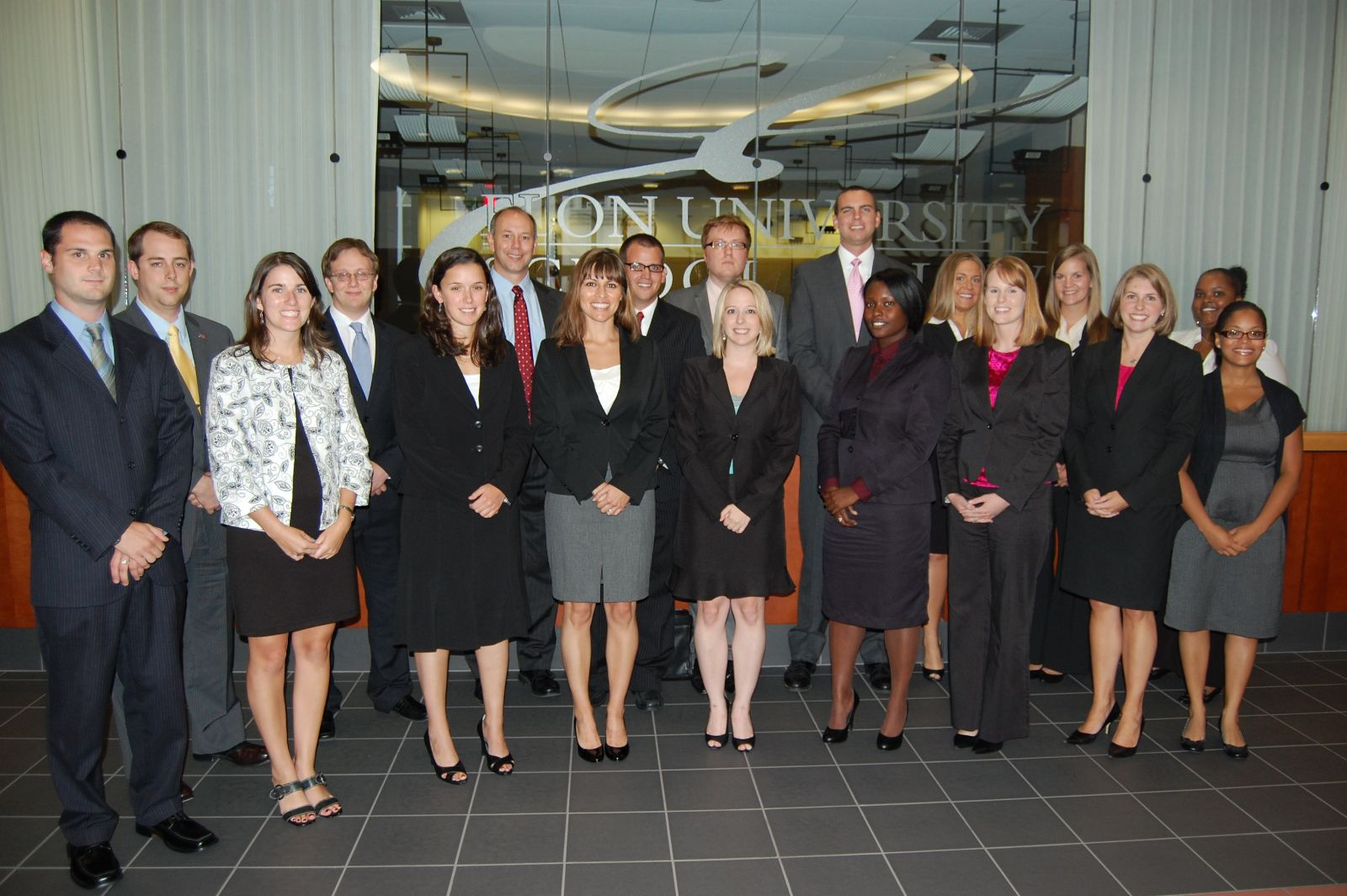 Leadership Fellows at Elon Law
