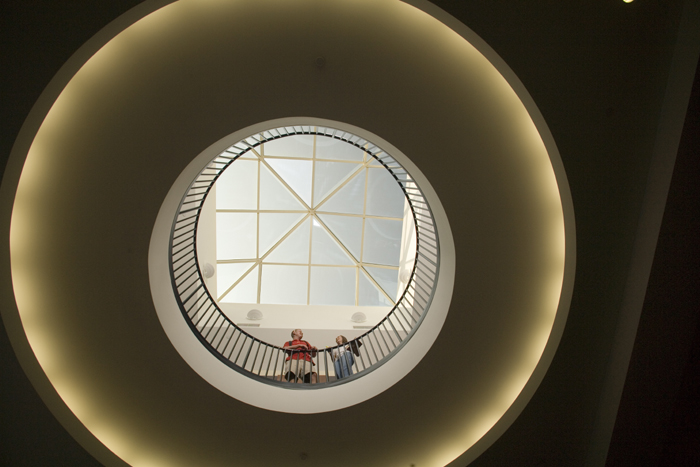 Elon Law skylight