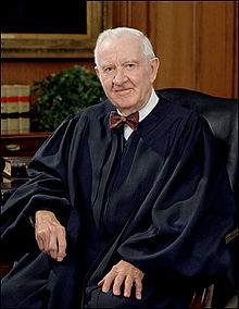 U.S. Supreme Court (retired) Justice John Paul Stevens