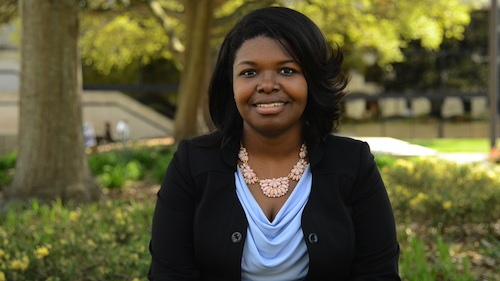 Elon Law student Jessica Richardson L'16