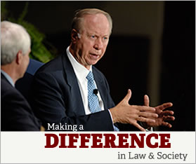 Making a Difference in Law and Society