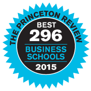 Princeton Review Best 295 seal