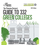 Princeton Review 2014 Green Colleges guide