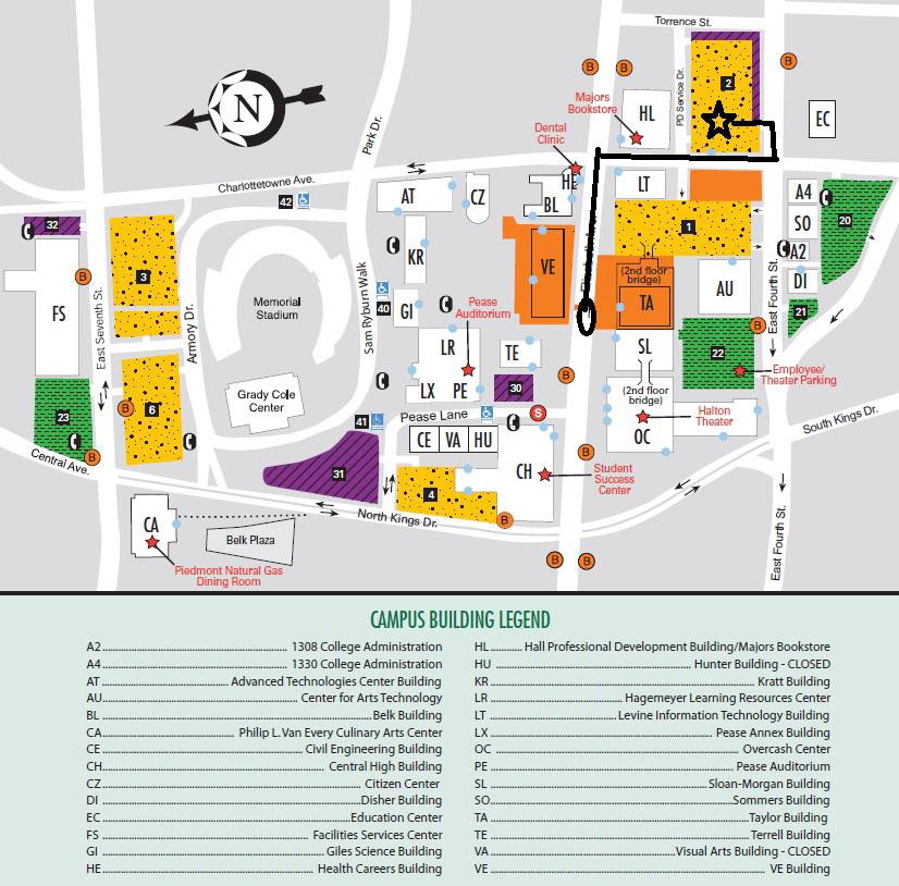 north carolina campus pact