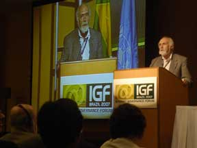 IGF forum underway