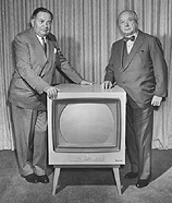 invention of television date