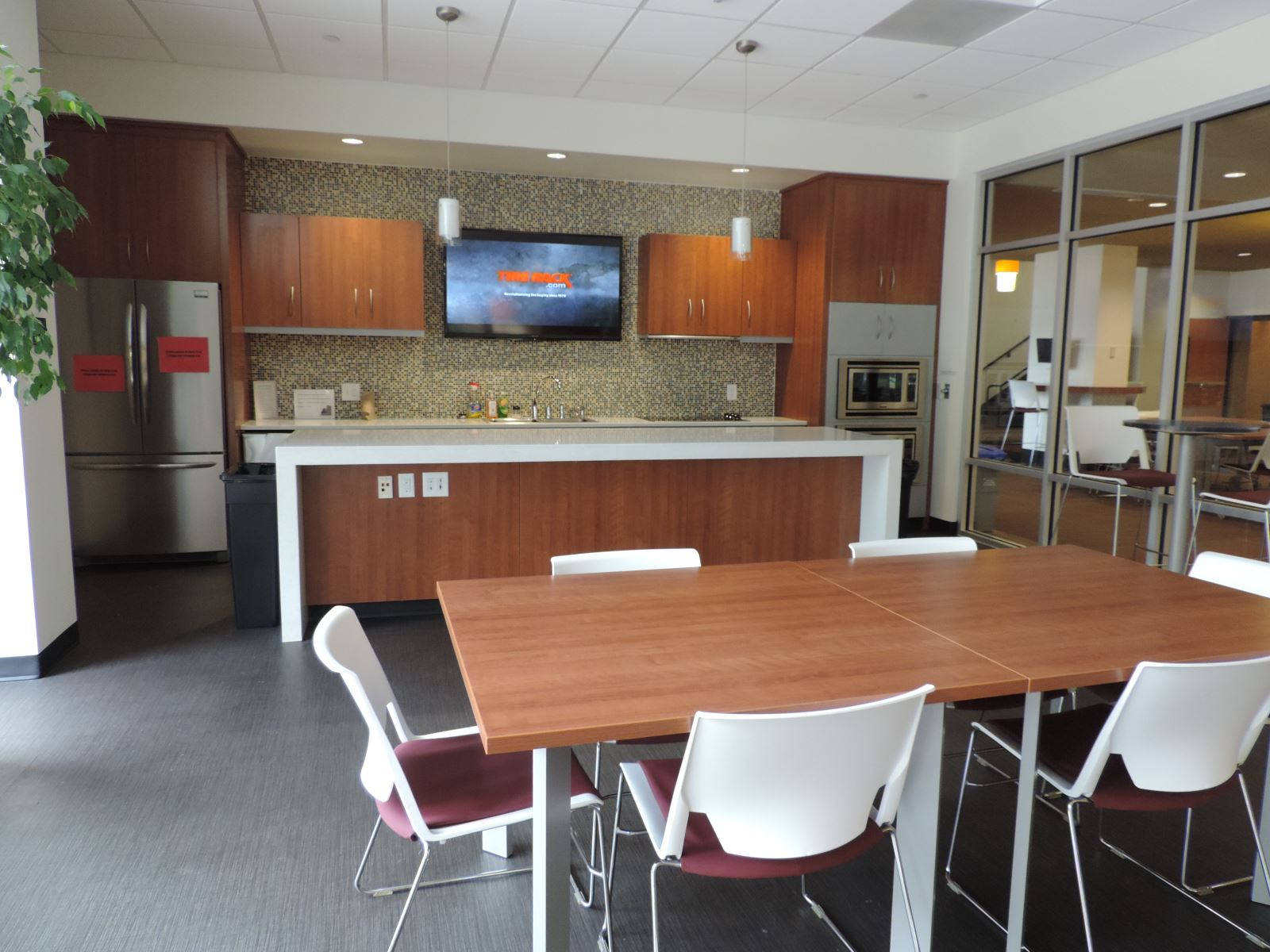 Moseley Center Kitchen
