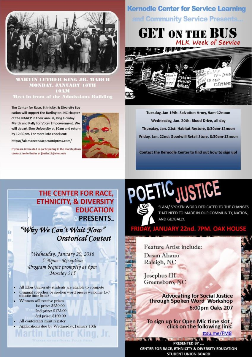 Martin luther king essay contest 2013