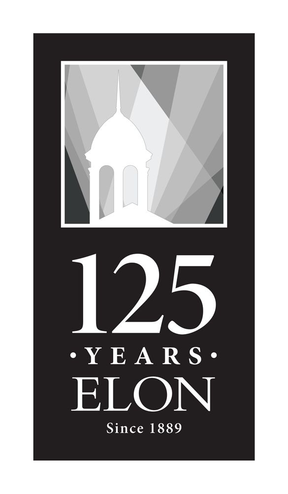 125th Anniversary Primary signature black background