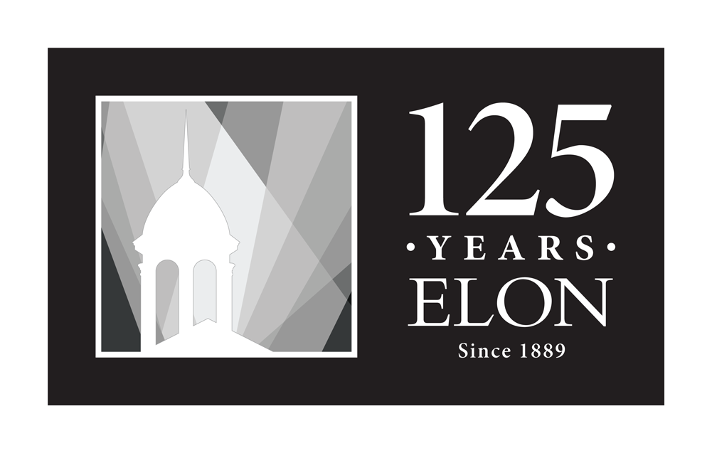 125th Anniversary Secondary signature black background