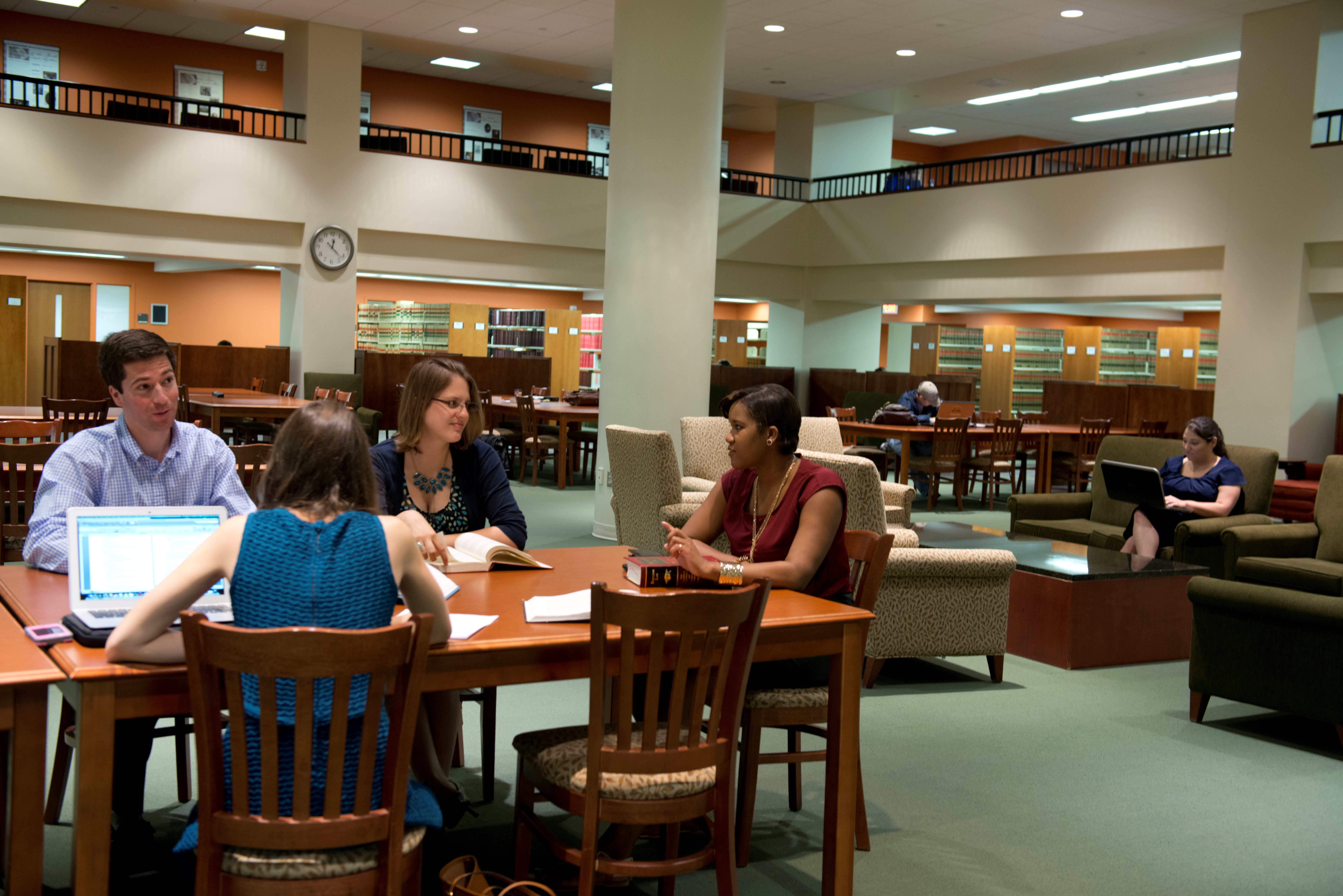 Elon Law students apply legal knowledge and skills to real-world case studies