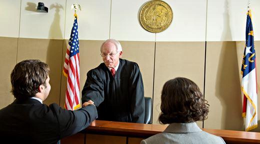 Judge James Gale, N.C. Business Court at Elon Law
