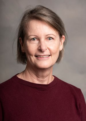 Photo of Ginette Archinal, M.D., Medical Director and University Physician