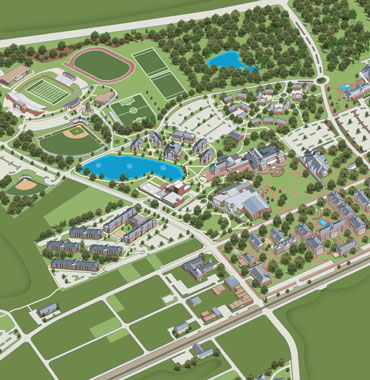 Elon University Home - Map of all us colleges and universities
