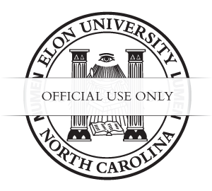 Elon University Seal example image