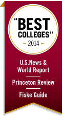Best Colleges 2012 - U.S.News and World Report, Princeton Review, Fiske Guide