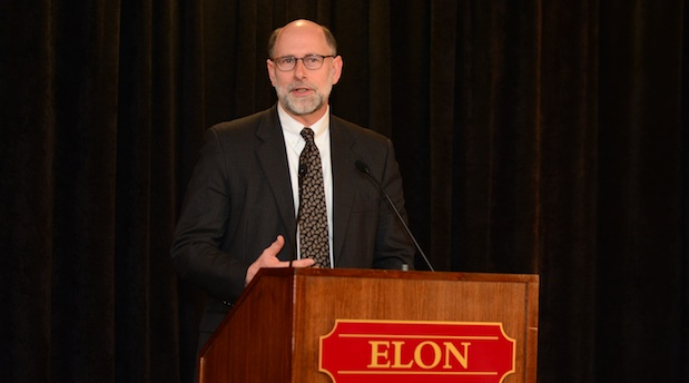 Luke Bierman, Dean and Professor of Law, Elon Law
