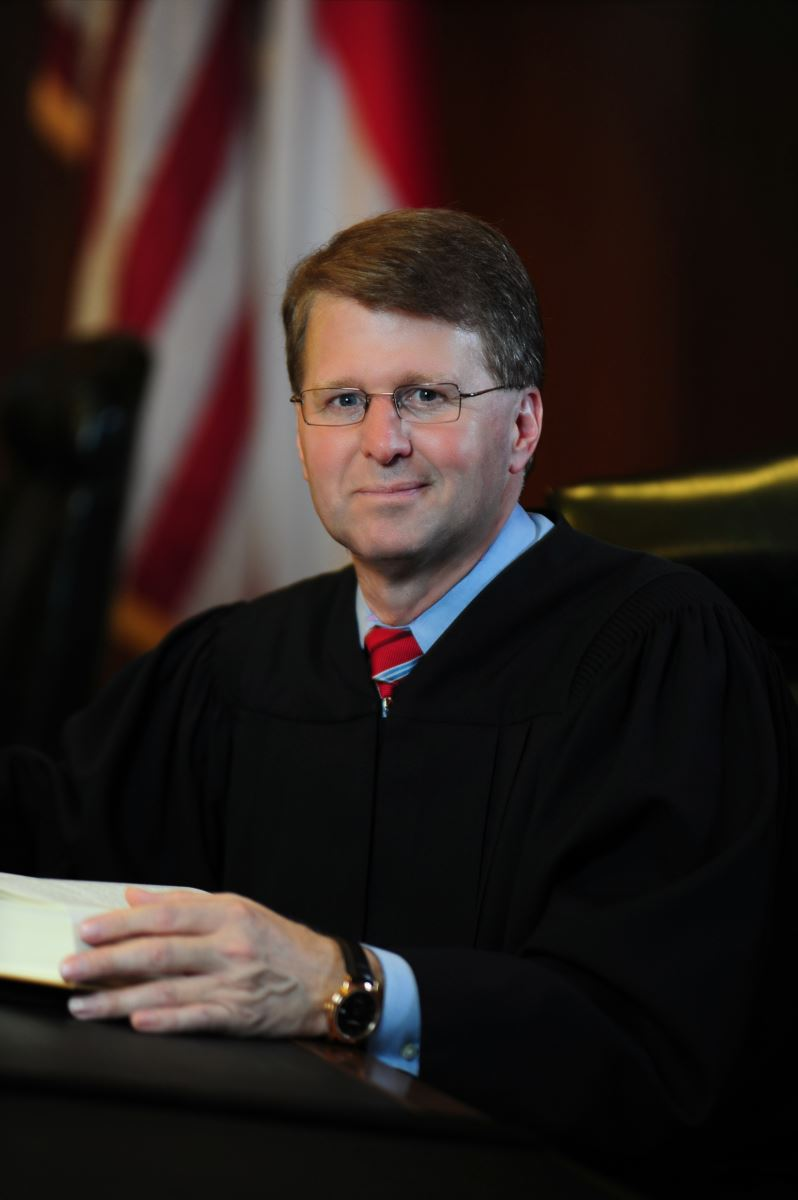 NC Supreme Court Chief Justice Mark Martin