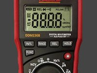 Image of multimeter