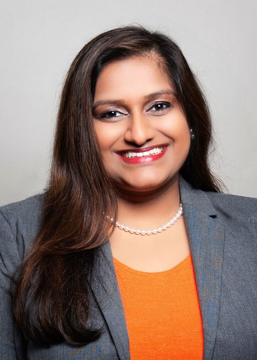 Elon Law alumna Manisha Patel